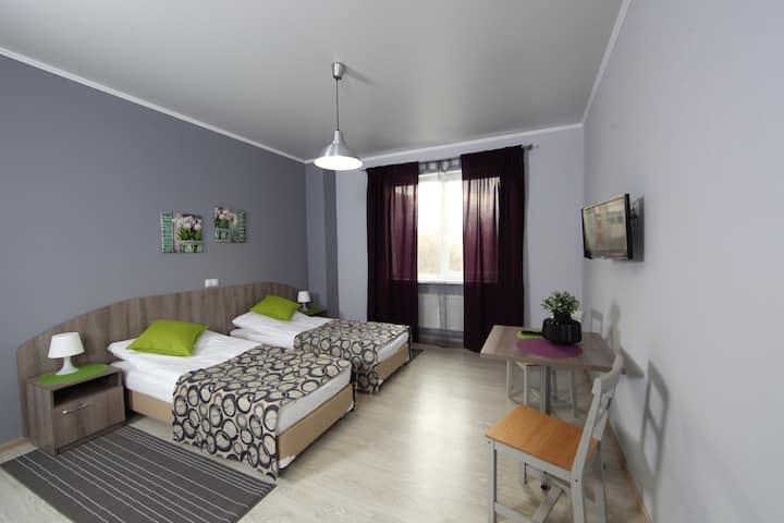 Апартаменты в центре Краснодара