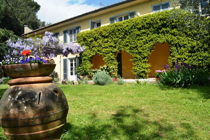 LUXURY SUITE 2 IN TUSCANY VILLA - Fauglia - Maison