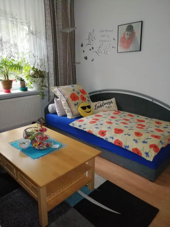 Cool room in ruhiger Lage von Neukölln
