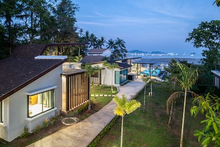 Sea Space Villa, Deluxe 1-Bedroom Villa ( A1 ) - Rawai - Villa
