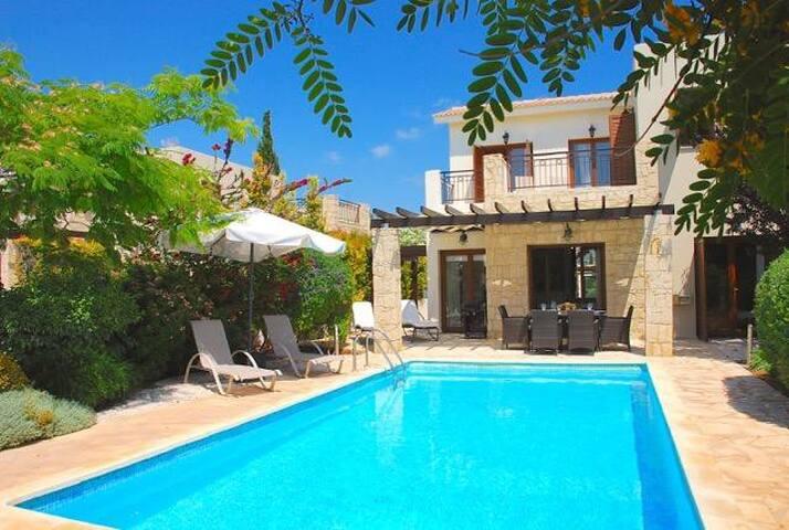 Kopiaste - Luxurious villa with private pool. - Kouklia - Villa