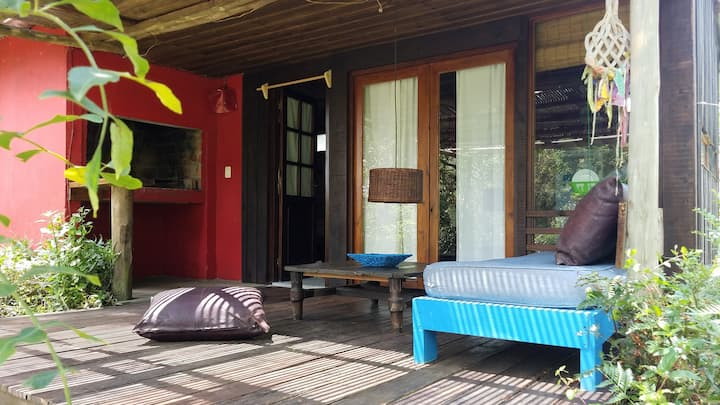 El acurruque, ideal for couples