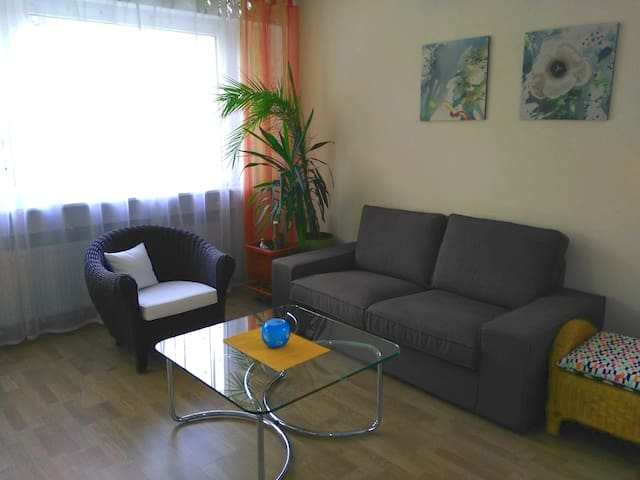3 room apartment-fully equipped-direct connection