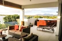 Veranda Lounge and Pool