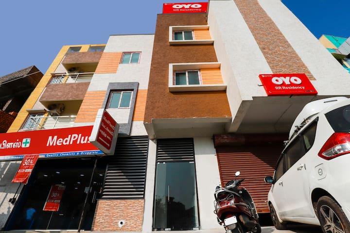 OYO Classic 1BR Elegant Stay In Anna Nagar Chennai