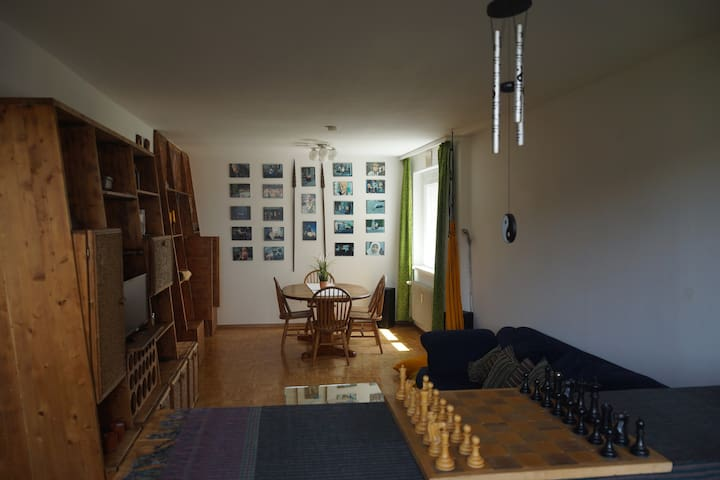 Central located spacious cosy apartment
