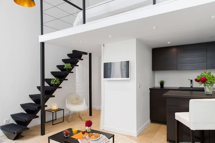 Duplex/Bellecour/Lyon2/presqu'ile - Lyon-2E-Arrondissement - Apartamento