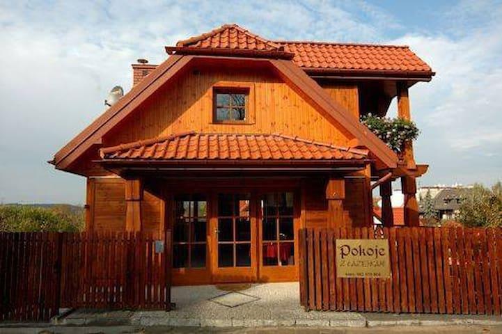 POKOJE STUDIA CENTRUM - Kazimierz Dolny - Talo