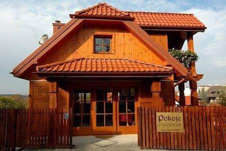 POKOJE STUDIA CENTRUM - Kazimierz Dolny - House