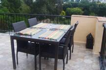 Terrace diningtable