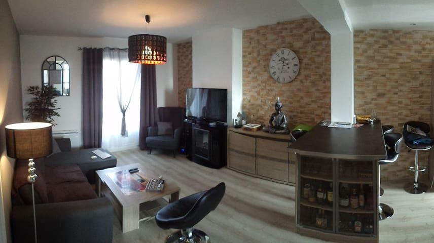 *Bel appartement F2 50m²* - Le Havre - Lägenhet