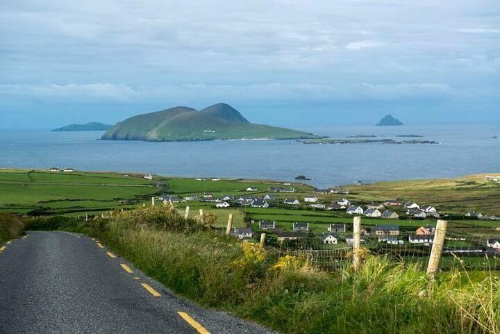 Blasket Island view... Carraigh Dubh 1