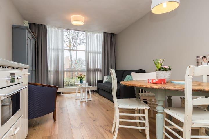 Heerlijk ruim en luxe appartement. - Roermond - Apartament
