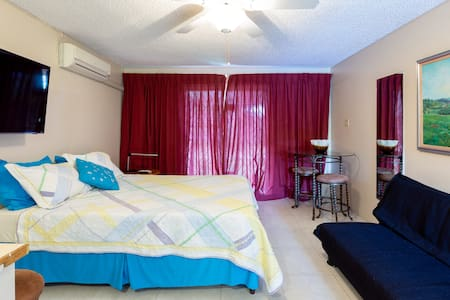 Cozy studio apartment in the heart of New Kingston