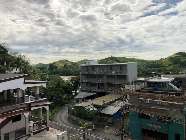 Town view Apartment  It's in the heart of Sigatoka
