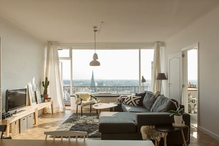 Apartment with view, 2km to center! - Gent