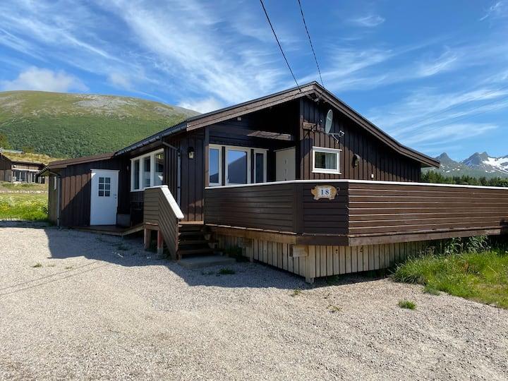 Kleppstad Cabin