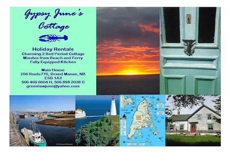 Painter's Paradise - Gypsy June's Island Cottage
