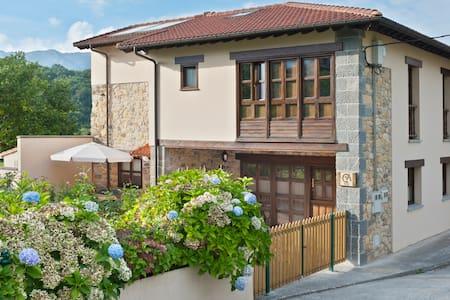 Casa de aldea Larrionda 31.Asturias - Villar de Huergo - บ้าน