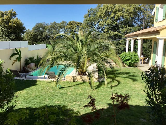 Maison récente et accueillante - Salinelles - Tatil evi