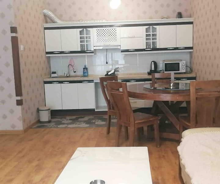 No.42 Eleph Riverside Apartment in Ulaanbaatar.