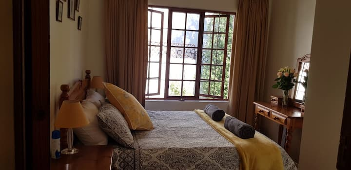 Double room in a beautiful country Estate