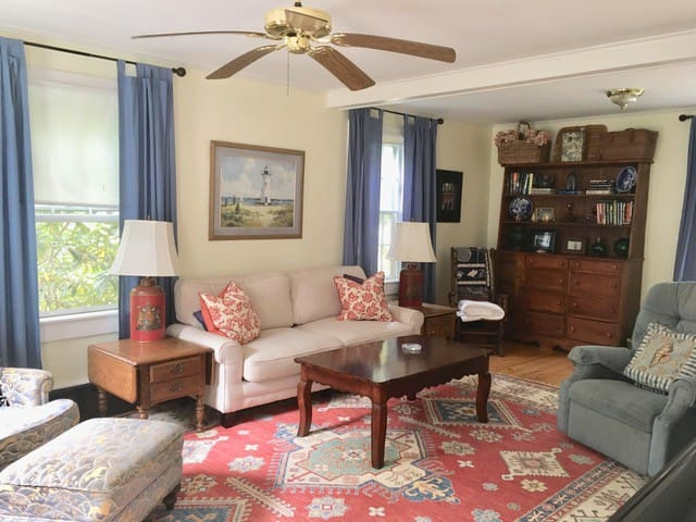 Historic Farm house in the heart of West Tisbury