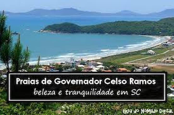 Apto VIP p 5 Pessoas Palmas  Gov Celso  Ramos SC