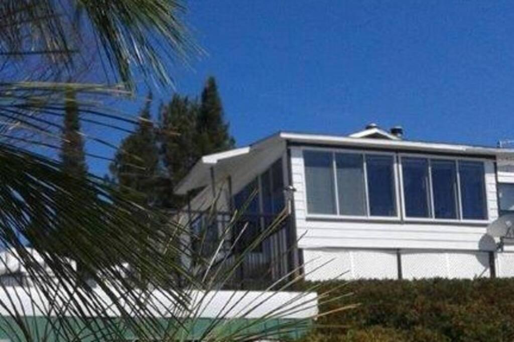 Maison avec vue sur le Lac Sauvage