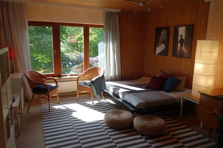 Gästewohnung an der Wakenitz