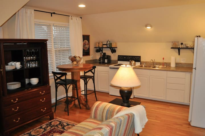 Private 1BR/1BA Apartment (Casita) in Davidson, NC