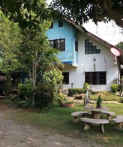 Authentic Thai house - Tambon Thung Yang - Huis