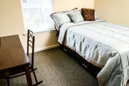 Comfy private room in a warm apartment unit - Prince George
