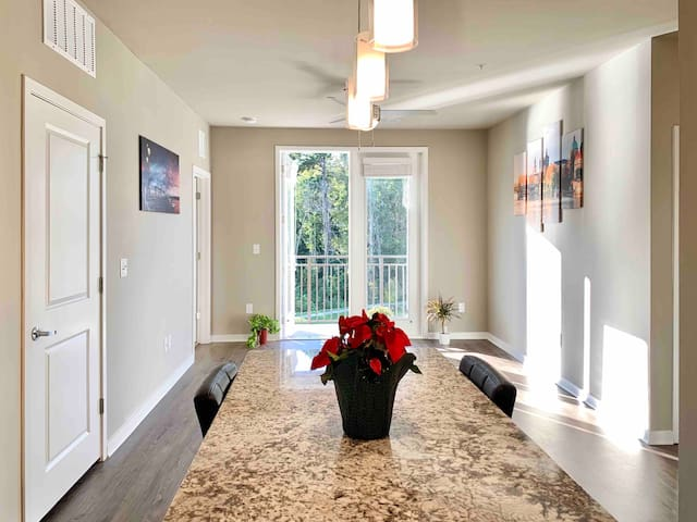 Outstanding 2 bed 2 bath Apartment in Luxury Condo