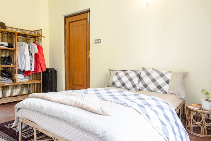 Your cozy room to explore historic Patan!