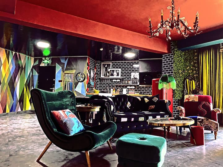 「幻乐一场」——敦煌中心西域/ArtDeco艺术公寓