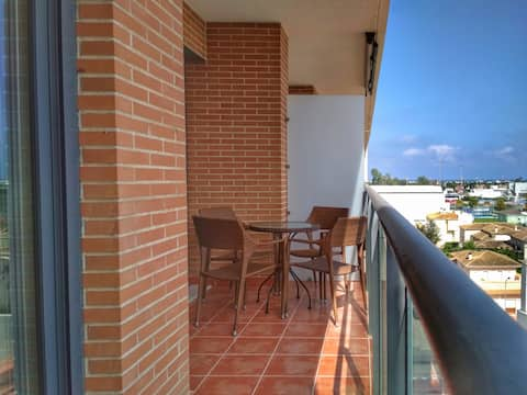 Luxurious apartment in the center of Oliva