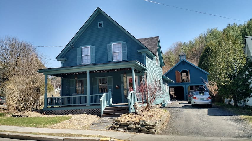 Walkable Vacation in Montpelier - Montpelier - House