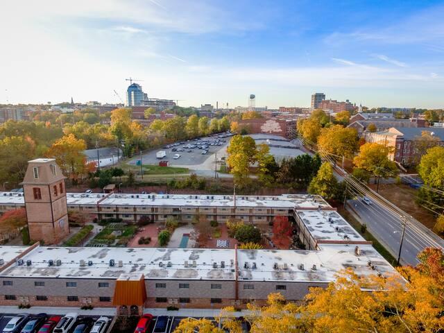 Downtown Durham Condo - 143