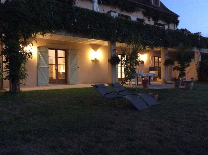 Les Jonquilles, Gite. Peaceful location.