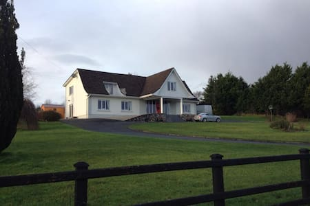 Large rural house - Ballinamore - Hus