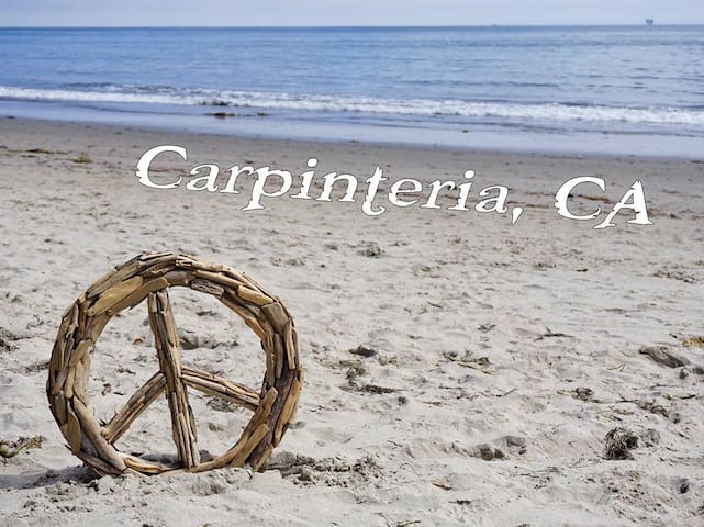 Buddha Beach Cottage - Carpinteria - Casa