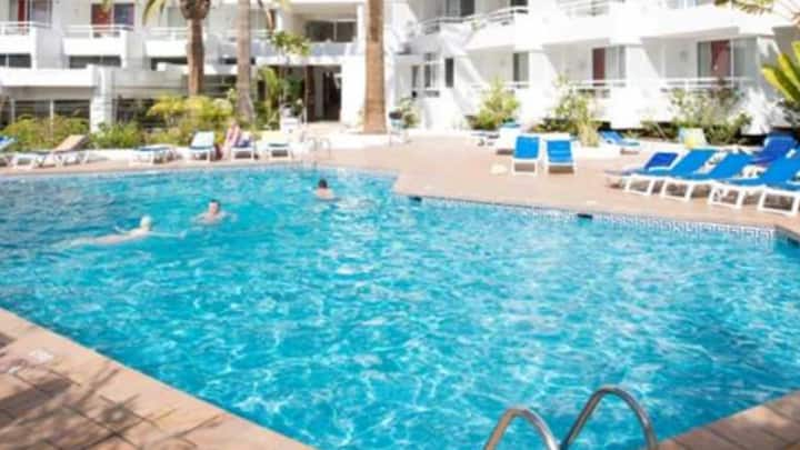 Tenerife south Playa Las Americas wifi free  #101