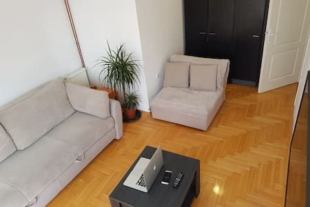 Modern & quiet apartment in Nis downtown