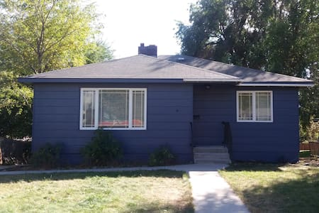 Rainier Suite - 2 Bedroom house - Complete Privacy - Ellensburg