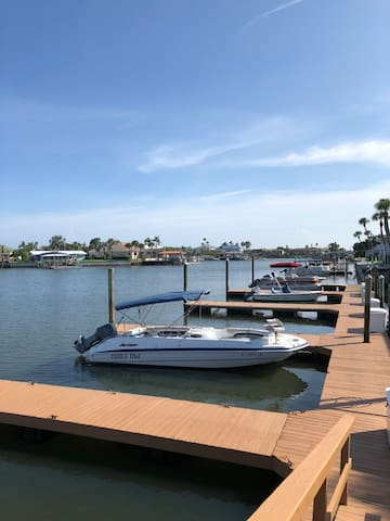 Charming Water Front Condo In New Smyrna Beach FL
