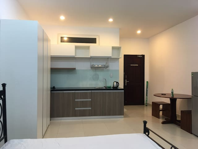Luxury Serviced Apartment in D2 - Ho Chi Minh City - Apartment