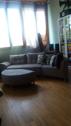 Comoda stanza a 20 min. dall'Outlet di Serravalle - Pollastra-levata - Villa