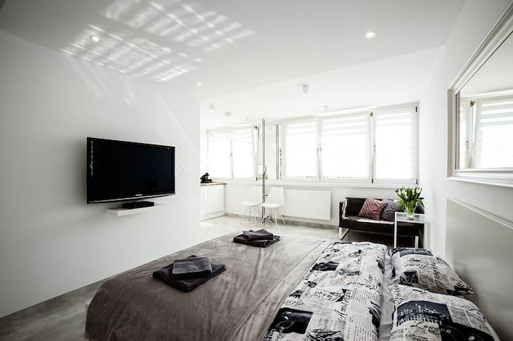 Super komfortowe mieszkanie - MTB Narty Góry Sowie