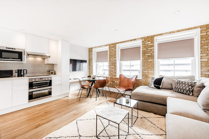 STUNNING LUXURY 1-BEDROOM COVENT GARDEN #2